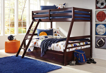 Ashley Twin/Full Bunk Bed Panels
