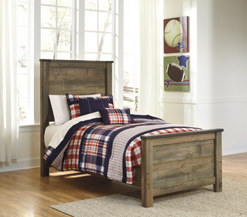 Ashley Twin Panel Footboard/Trinell