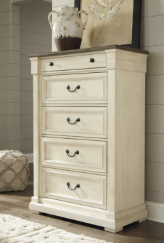 Ashley Five Drawer Chest/Bolanburg