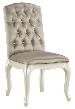 Ashley Upholstered Chair (1/CN)