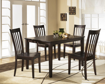 Ashley RECT DRM Table Set (5/CN)