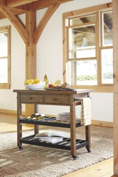 Ashley Kitchen Cart/Marlijo
