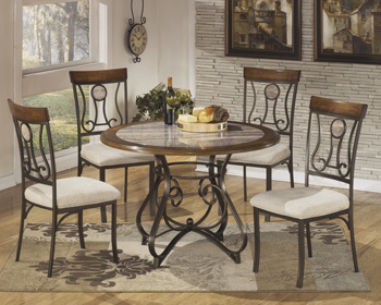 Ashley Round Dining Room Table Top