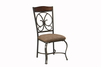 Ashley Dining UPH Side Chair (4/CN)