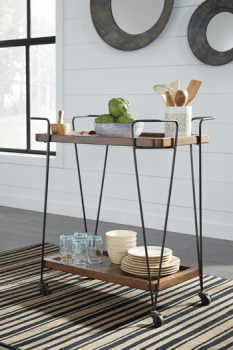 Ashley Kitchen Cart/Moddano