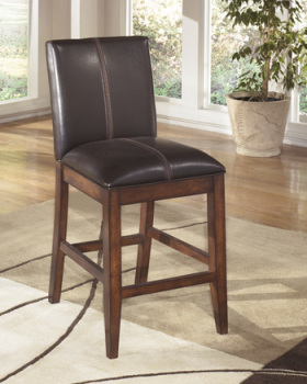 Ashley Upholstered Barstool (2/CN)