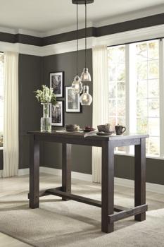 Ashley Rectangular Bar Table/Drewing