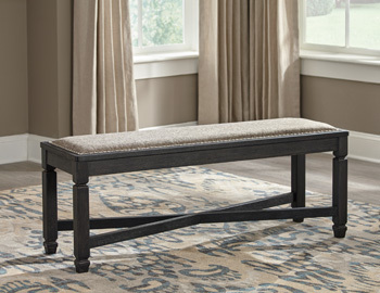 Ashley Upholstered Bench/Tyler Creek