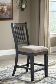 Ashley Upholstered Barstool (2/CN)
