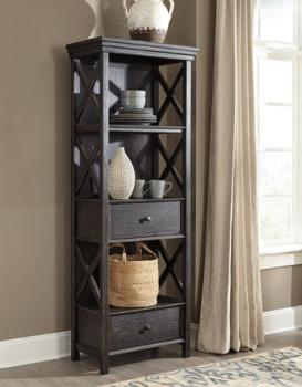 Ashley Display Cabinet/Tyler Creek