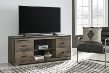 Model: EW0446-168 | Ashley LG TV Stand w/Fireplace Option