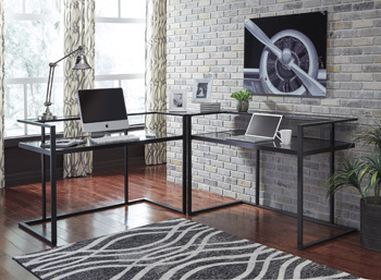 Home Office Corner Desk/Laney