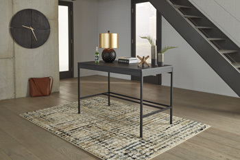 Ashley Home Office Desk/Yarlow/Black