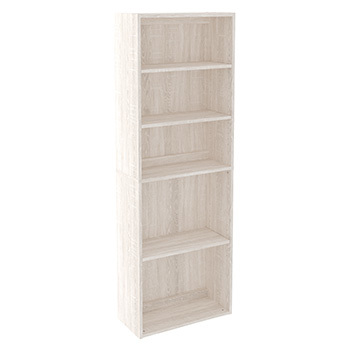 Ashley Bookcase/Dorrinson/Two-tone