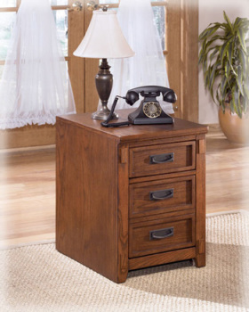 Ashley File Cabinet/Cross Island