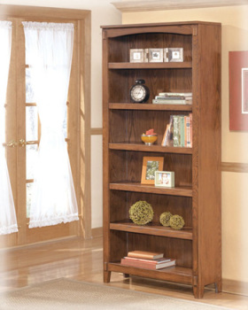Ashley Large Bookcase/Cross Island
