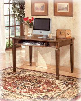 Ashley Home Office Small Leg Desk