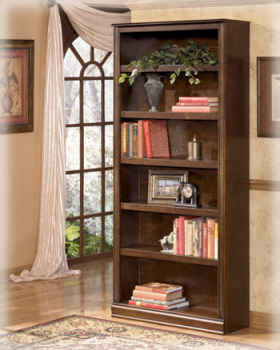 Ashley Large Bookcase/Hamlyn
