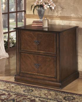 Ashley Lateral File Cabinet/Hamlyn