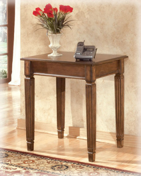 Ashley Home Office Corner Table