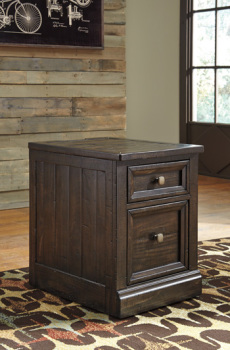 Ashley File Cabinet/Townser