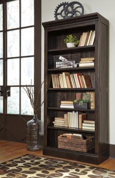 Ashley Bookcase/Townser/Grayish Brown