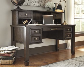 Ashley Home Office Desk Hutch/Townser