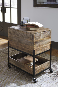 Ashley File Cabinet/Viganni