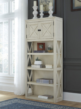 Ashley Large Bookcase/Bolanburg