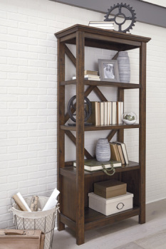 Ashley Large Bookcase/Baldridge