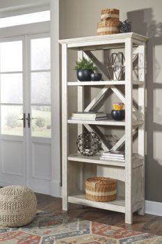 Ashley Large Bookcase/Carynhurst