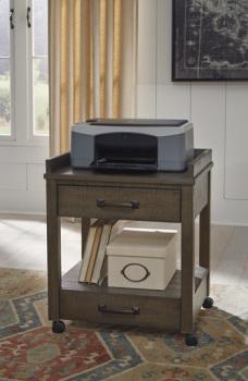 Ashley Printer Stand/Johurst/Gray
