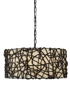 Ashley Pendant Light (1/CN)/Earleen