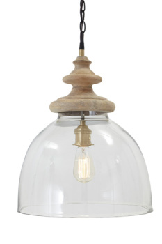 Ashley Glass Pendant Light (1/CN)