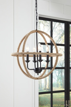 Ashley Pendant Light (1/CN)/Madelia