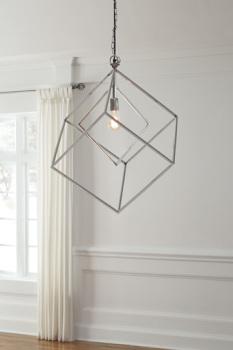 Ashley Metal Pendant Light (1/CN)