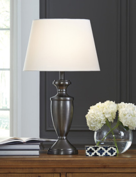 Ashley Metal Table Lamp (2/CN)/Ander