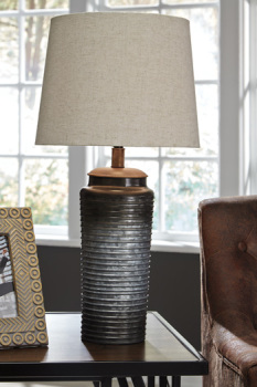 Ashley Metal Table Lamp (2/CN)