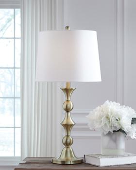 Ashley Metal Table Lamp (2/CN)