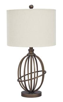 Ashley Metal Table Lamp (1/CN)/Manasa