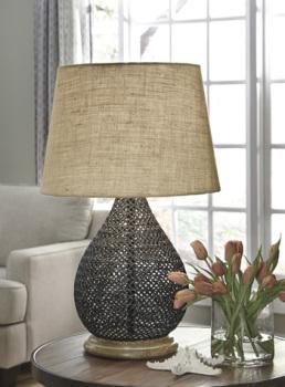 Ashley Metal Table Lamp (1/CN)/Aimon