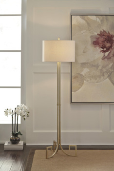 Ashley Metal Floor Lamp (1/CN)/Jankin