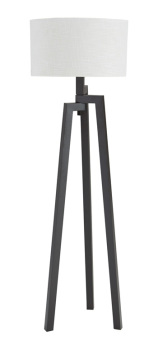 Ashley Metal Floor Lamp (1/CN)/Selbea