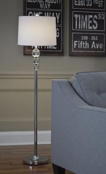 Ashley Crystal Floor Lamp (1/CN)