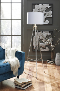 Ashley Acrylic Floor Lamp (1/CN)