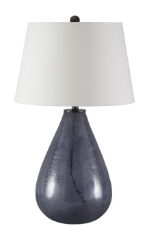 Glass Table Lamp (1/CN)/Taber