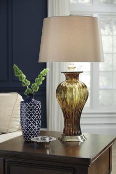 Glass Table Lamp (1/CN)/Ardal