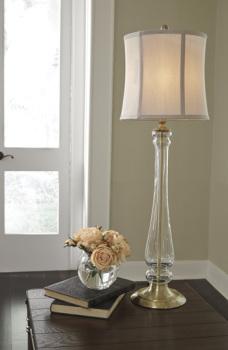 Glass Table Lamp (1/CN)/Ardice