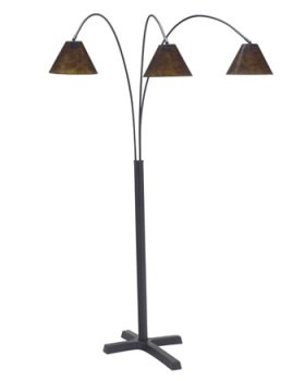 Ashley Metal Arc Lamp (1/CN)/Sharde
