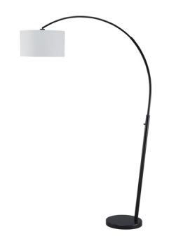 Ashley Metal Arc Lamp (1/CN)/Shawny